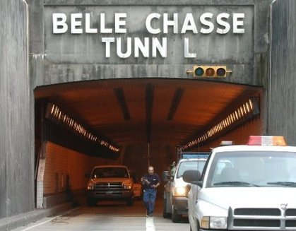 belle chasse tunnel 1