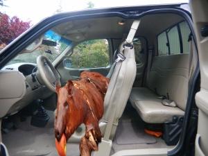 boucherie hog truck