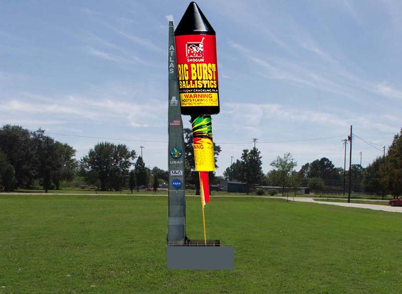 how to make bottle rockets fireworks
