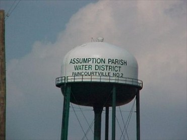 assumpt parish water