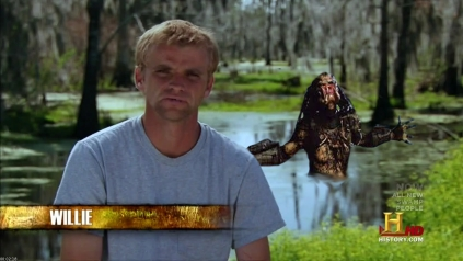 predator swamp people willie