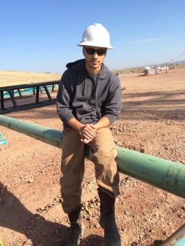 oilfield worker